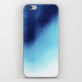 BLUR / frost iPhone Skin