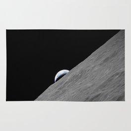 Apollo 17 - Crescent Moon Rug