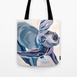 Great Dane Dog Shake Tote Bag