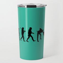 Evolution snooker Travel Mug