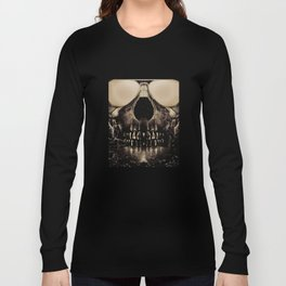 Be Cool Even After Death Long Sleeve T-shirt