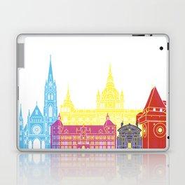 Graz skyline pop Laptop & iPad Skin