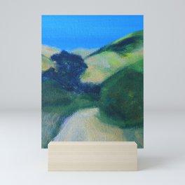 Path Mini Art Print