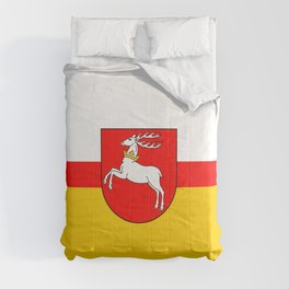 flag of Lublin Comforters