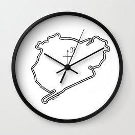 RennSport Shrine Series: Nürburgring Edition Wall Clock