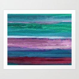 Different Strokes Art Print