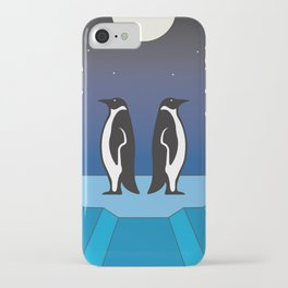 Winter by Parker Goby iPhone Case