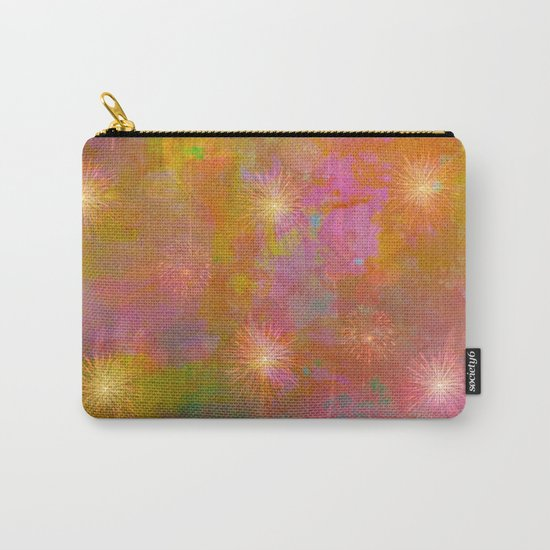 Starburst Abstract Carry-All Pouch