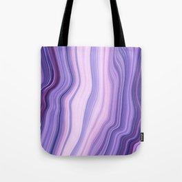 Marble ultra violet Tote Bag