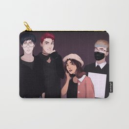 airport fashion phan&melix Carry-All Pouch