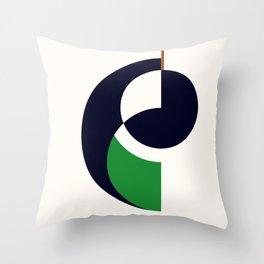 Late Night Tv 004 Throw Pillow