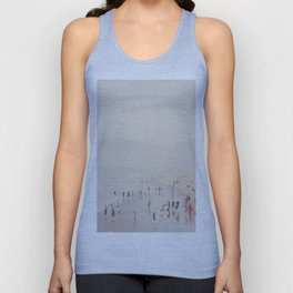 standing on the top of the world ... Unisex Tank Top