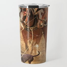 If You Want The Job Done Travel Mug