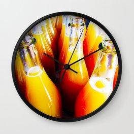 Pet Nat - Close Up Wall Clock