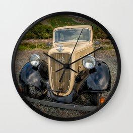 Austin 7 Wall Clock