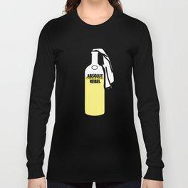 Absolut Rebel Long Sleeve T-shirt