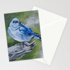 Mountain Bluebird Stationery Cards