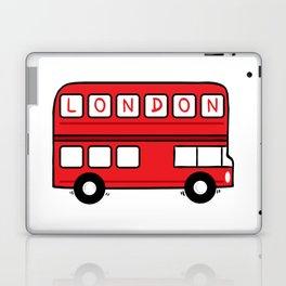 London Bus Laptop & iPad Skin
