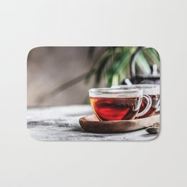 tea Bath Mat