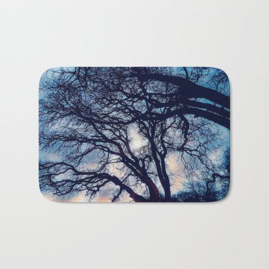 Mystic trees Bath Mat