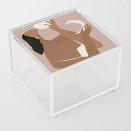 day and night Acrylic Box