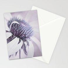 Echinacea purple Stationery Cards