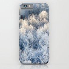Snow Cottage iPhone 6s Slim Case