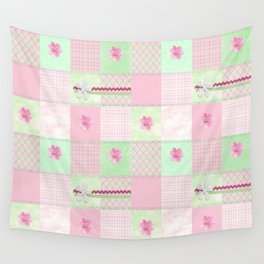 pink delight  Wall Tapestry