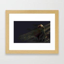 Rowaelin: Reunion Framed Art Print