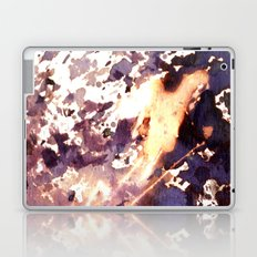 transparent Grey  Laptop & iPad Skin