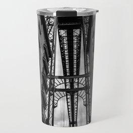 Portugalete suspension bridge Travel Mug