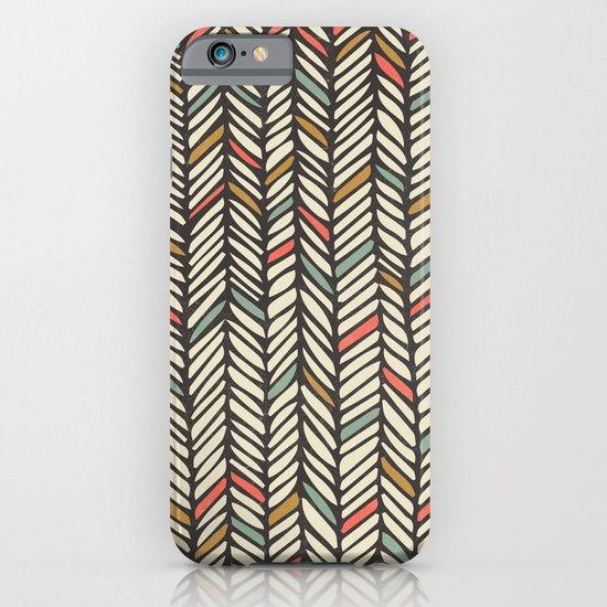 Autumn Threads iPhone & iPod Case