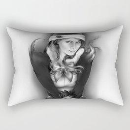 Juvia Rectangular Pillow