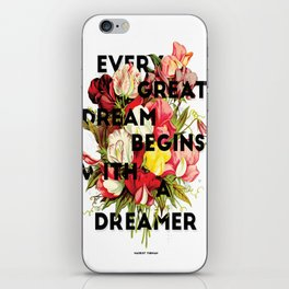 Every Great Dream, 2015 iPhone Skin