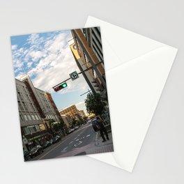 Charest blv - Old Quebec Stationery Cards