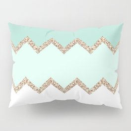 AVALON CORAL MINT Pillow Sham