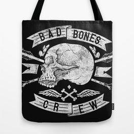 Skull symbol Tote Bag