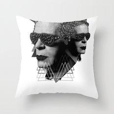 karl Throw Pillow