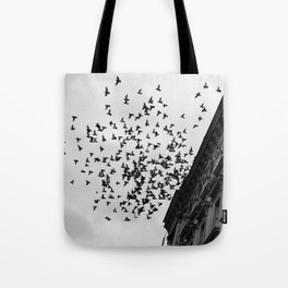 Chaos Theory: Applied Tote Bag