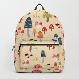 Mushroom Fields Backpack