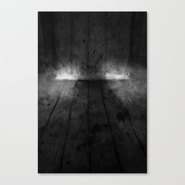The Floorboards Canvas Print