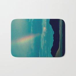 Flash of Rainbow Bath Mat