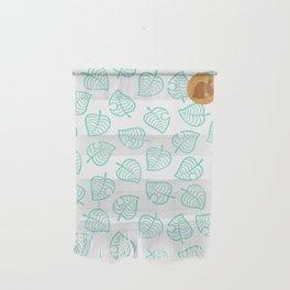 animal crossing cute nook shirt pattern Wall Hanging