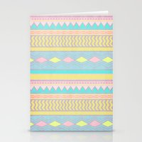 egyptian Stationery Cards featuring Egyptian II by Louise Machado