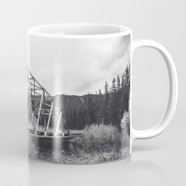 Mount Si Bridge Coffee Mug