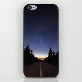 Night Heading Our Way iPhone Skin