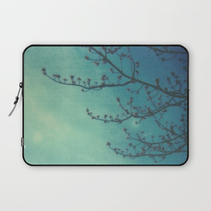 Blue Skies Laptop Sleeve