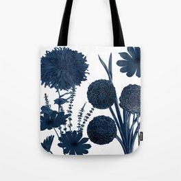 Blue Shift I Tote Bag