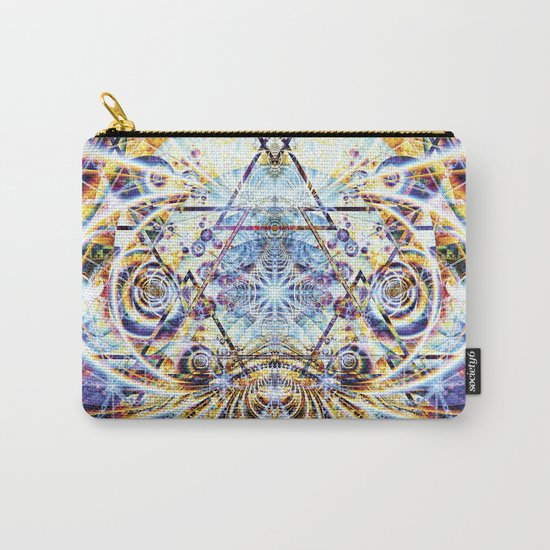 Psyberdelic Intensity Carry-All Pouch