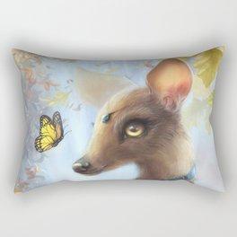 Pocafawntas Rectangular Pillow